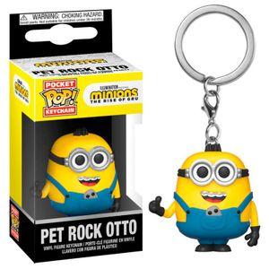 Funko Pop Minions 2 Pet Rock Otto Multicoloured One Size