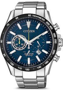 Citizen CA4444-82L Eco-Drive Titanium Chronograph 43mm 10ATM