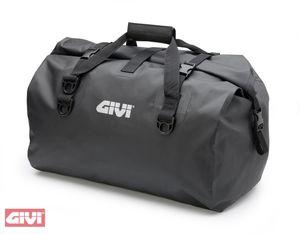 GiVi Easy Bag Waterproof - Gepäckrolle mit Tragegurt Volumen 60 Liter, schwarz
