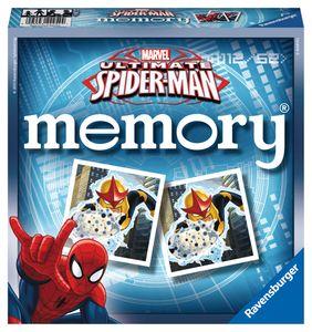 Ravensburger Memory Ultimate Spider-Man, Lernspiel, Kinder, 4 Jahr(e)