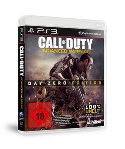 Call of Duty 11 - Advanced Warfare - Day Zero Edition
