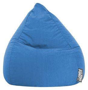 Sitzsack BeanBag Easy L 90 x 70 cm,  Blau Bbl
