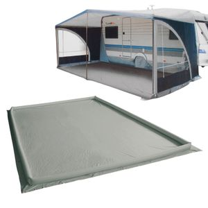 Air dam 250 x 400 grau Ränder aufblasbar PVC (400 g/qm)