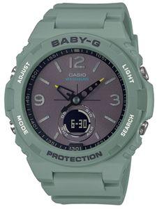 Casio Baby-G Armbanduhr Damenuhr BGA-260-3AER Analog Digitaluhr
