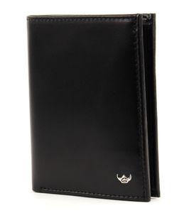 Golden Head Cervino Billfold Wallet Black