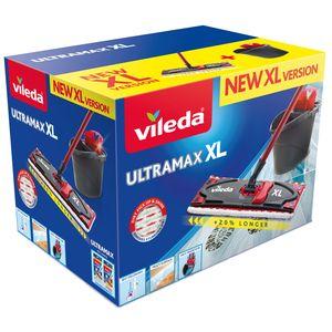 VILEDA Bodenwischer Mopp ULTRAMAX BOX XL 42CM 20% länger