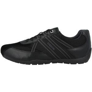 Geox Sneaker low schwarz 42