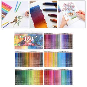 1 Set 120/150 Farben Aquarellstifte (optional) Mehrfarbig Aquarellstift