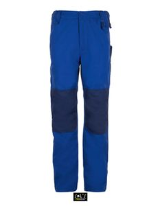 MenŽs Workwear Trousers - Metal Pro Arbeitshose - Farbe: Bugatti Blue/Navy Pro - Größe: M (44)
