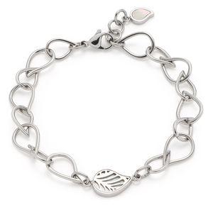 Leonardo 018376 Damen-Armband Maia Edelstahl