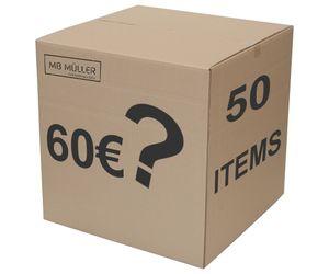 Mystery Überraschungsbox - 50 Kreative Artikel und Geschenkartikel