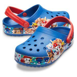 crocs Funlab Paw Patrol Band Clog Kids Blau Jean Croslite Größe: 27/28 Normal
