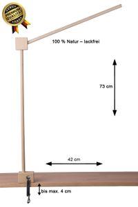 Kersa 90095 - Mobile Halter, Holz 4005183900952