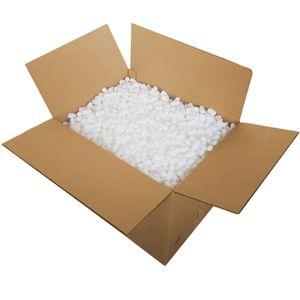 Verpackungschips - Maisflips - Füllmaterial - 100 L - kompostierbar - im Karton