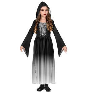 Kinder Gothic Girl Vampir Kostüm # Gr. 140