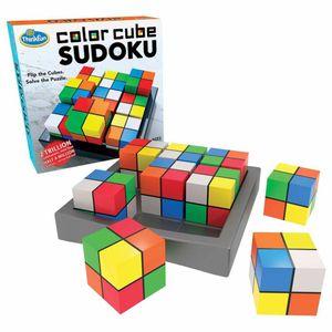 Color Cube Sudoku THINK FUN Denk- und Logik Spiel