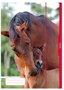 """Herlitz Zeichnungsmappe """"Pferd"""" DIN A3"""