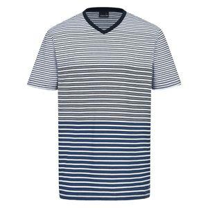 Ammann Mix & Match Schlafanzug Shirt Kurzarm Schlafanzug zum selber mixen, Mit schönen Details, Zeitloses Design