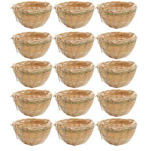15 Stücke Kanariennest