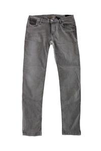 Blue Fire Co Damen Jeanshose W29 L27 Grey Vintage Skinny Fit Chloe #BB02A