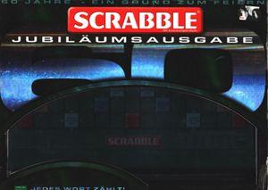 Scrabble Jubiläumsausgabe