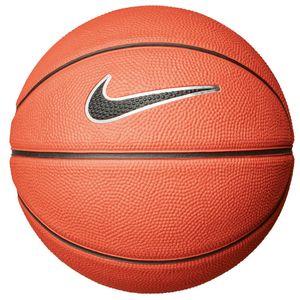 Nike Swoosh Skills Basketball 879 amber/black/white/black 3