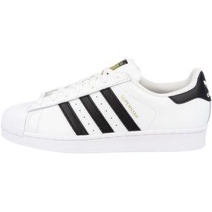 adidas Originals Superstar Sneaker Weiß, Größe:42