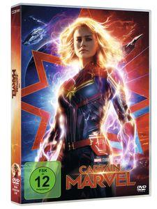 Marvel Studios, Captain Marvel [DVD]