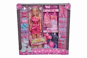 Simba Toys 105736015 Steffi Love Mega Fashion mit