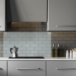 relaxdays Spritzschutz für die Küche 70 cm