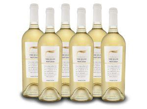 Farnese Vini | Pinot Grigio | Primo Canto | Sizilien | Italien | Vorteilspaket 6 Fl. | Weißwein