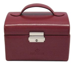 WINDROSE Merino Jewel Boxes S Red
