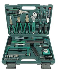 BRÜDER MANNESMANN Werkzeugsatz 74-teilig im Koffer