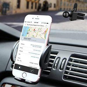 Handyhalterung Auto Smartphone Halterung KFZ Handy Halter für Auto KFZ Handy Halterung für iPhone,Samsung,HTC,LG,Huawei und jedes andere Smartphone oder GPS-Gerät