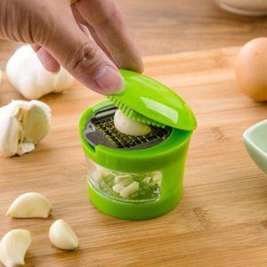 Manuelle Knoblauchpresse Ingwer Zwiebel Karottenbrecher Küchenwerkzeug Leicht Zu Reinigen