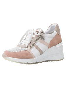 Marco Tozzi BY GUIDO MARIA KRETSCHMER Damen Sneaker weiß 2-2-83701-26 F-Weite Größe: 38 EU