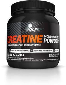 Olimp Creatine Monohydrat Powder, 550 g Dose
