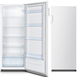 PKM Kühlschrank Standkühlschrank Vollraumkühlschrank KS 242.0 weiß 242 L