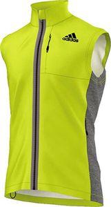 adidas Xpr Softsh Vest - shosli, Größe:6