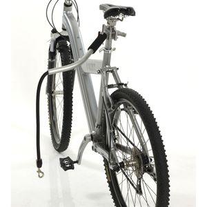 PetEgo Universal-Hunde-Fahrradleine Cycleash 85 cm CYCLEASH