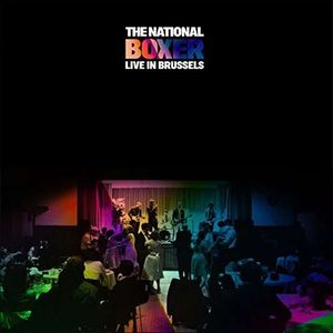 The National - Boxer Live In Brussels 2017 -   - (CD / Titel: A-G)