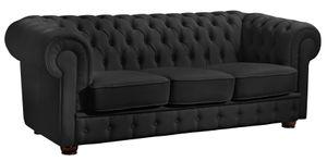 Max Winzer Bridgeport Sofa 3-Sitzer - Farbe: rot - Maße: 200 cm x 98 cm x 76 cm; 2883-3100-9210023-F07