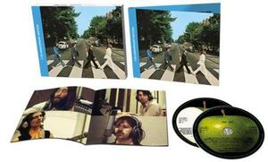 Abbey Road - 50th Anniversary (Limited Edition) - The Beatles -   - (CD / Titel: A-G)