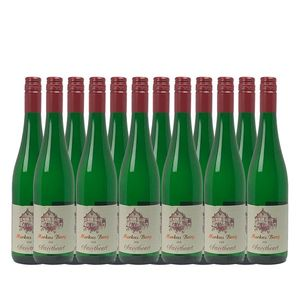 Weißwein Mosel Weingut Markus Burg Qualitätswein Sweetheart lieblich und vegan (12x0,75l)
