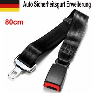 80cm Auto Sicherheit Sitzgurt Extender Verlängerung Schnalle Lock Clip, Adjutable Erweiterung Buckle Safety Belt Extender