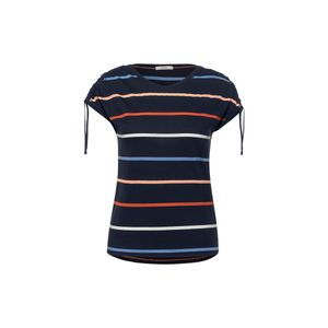 CECIL T-Shirt, Farbe:30128 deep blue, Größe:XL