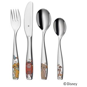 Wmf Kinderbesteck Set 4 Tlg The Lion King