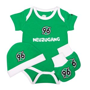 Hannover 96 Baby Geschenkset Gr. 50/56