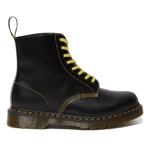 Botines Mujer DR. MARTENS 1460 PASCAL 8-EYE COLOR Schwarz GREY