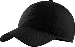 3x Basecap Baseball Schildmütze Snapback Kappe Mütze Cap in Schwarz